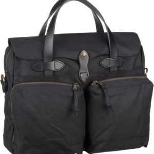 Filson Aktentasche 24 Hour Tin Briefcase Black (15 Liter) ab 369.00 (495.00) Euro im Angebot