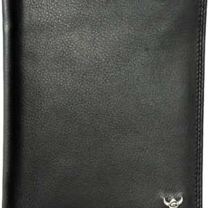 Golden Head Brieftasche Polo Leder-Scheintasche Schwarz (innen: Schwarz) ab 49.90 (59.90) Euro im Angebot