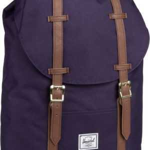 Herschel Laptoprucksack Retreat Mid-Volume Purple Velvet/Tan (14 Liter) ab 78.90 (89.90) Euro im Angebot