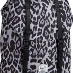 Herschel Laptoprucksack Retreat Mid-Volume Snow Leopard/Black (14 Liter) ab 78.90 (89.90) Euro im Angebot