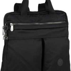 Kipling Rucksack / Daypack Komori S Transformation Rich Black (13 Liter) ab 102.00 (119.00) Euro im Angebot