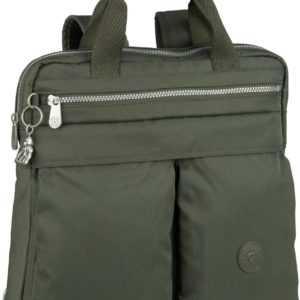 Kipling Rucksack / Daypack Komori S Transformation Rich Green (13 Liter) ab 102.00 (119.00) Euro im Angebot