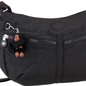 Kipling Umhängetasche Izellah Basic True Black (7 Liter) ab 64.90 (74.90) Euro im Angebot