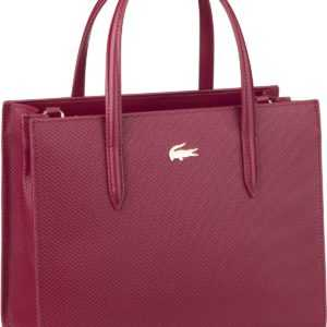 Lacoste Handtasche Chantaco Tote Bag 2562 Tawny Port ab 248.00 () Euro im Angebot
