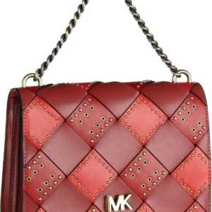 Michael Kors Handtasche Mott Large Chain Swag Shoulderbag Terracotta/Multi ab 319.00 (395.00) Euro im Angebot