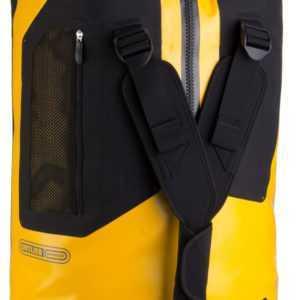 Ortlieb Rollenreisetasche Duffle RG 60L Sonne-Schwarz (60 Liter) ab 236.00 () Euro im Angebot