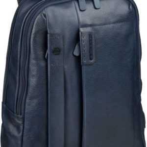 Piquadro Laptoprucksack Pulse Plus 3869 Blu Notte ab 233.00 (290.00) Euro im Angebot