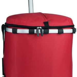 reisenthel Einkaufstasche carrycruiser iso Rot (40 Liter) ab 128.00 (149.95) Euro im Angebot