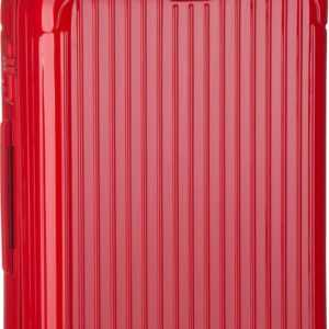Rimowa Trolley + Koffer Essential Check-In M Red Gloss (60 Liter) ab 600.00 () Euro im Angebot