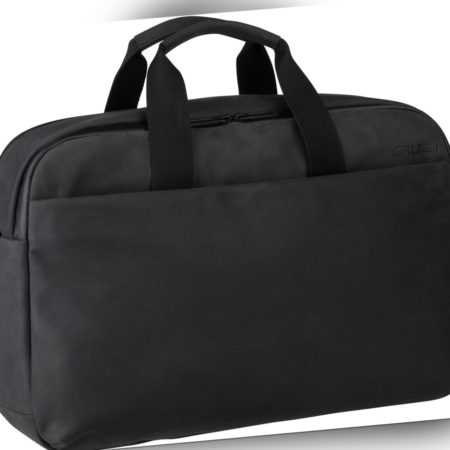 Salzen Aktentasche Workbag Leather Charcoal Black (21 Liter) ab 325.00 (379.00) Euro im Angebot