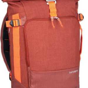 Samsonite Kurierrucksack Ziproll Laptop Backpack M Burnt Orange (26.5 Liter) ab 95.90 (109.00) Euro im Angebot