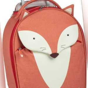 Samsonite Reisegepäck für Kinder Happy Sammies Upright 45 Fox William (24 Liter) ab 84.90 (95.00) Euro im Angebot