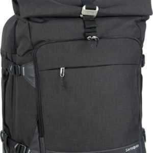 Samsonite Trolley + Koffer Ziproll Duffle/Wh 55 Backpack Black (46.5 Liter) ab 184.00 (209.00) Euro im Angebot