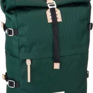 Sandqvist Laptoprucksack Bernt Rolltop Backpack Dark Green (20 Liter) ab 143.00 () Euro im Angebot