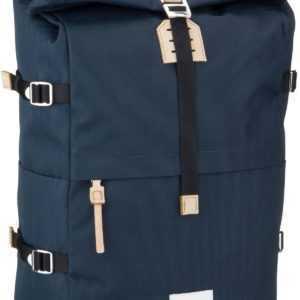 Sandqvist Laptoprucksack Bernt Rolltop Backpack Navy (20 Liter) ab 143.00 () Euro im Angebot