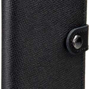 Secrid Brieftasche Miniwallet Crisple Black ab 49.95 () Euro im Angebot