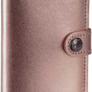 Secrid Brieftasche Miniwallet Metallic Rose-Silver (innen: Silber) ab 49.95 () Euro im Angebot