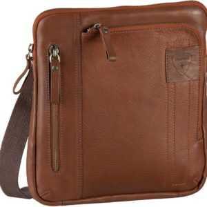 Strellson Notebooktasche / Tablet Upminster Shoulderbag SV Cognac ab 103.00 (119.00) Euro im Angebot