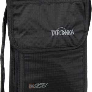 Tatonka Reisezubehör Skin Neck Pouch RFID B Black ab 23.90 () Euro im Angebot