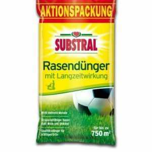 (2,46€/1kg) Substral Rasendünger mit Langzeitwirkung 15kg