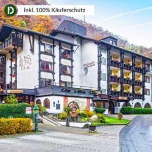 Mosel 4 Tage Cochem Kurzurlaub Hotel Weißmühle Reisegutschein Halbpension