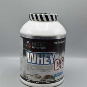HI-TEC Whey C6-2250 g - Coconut