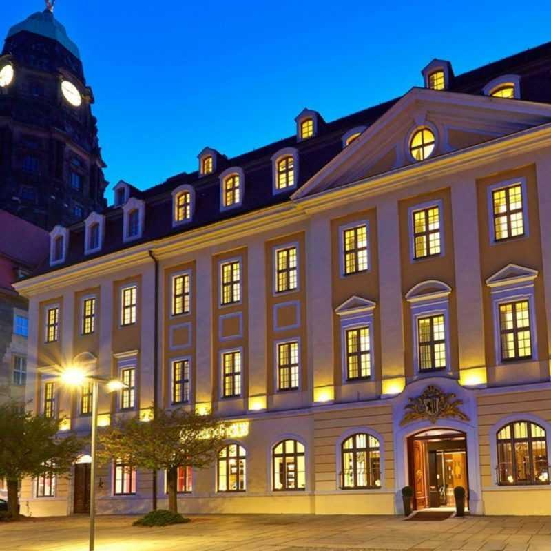 Dresden Luxus Hotel Gewandhaus Zentrum Gutschein 2 Personen Wellness 2-4 Nächte