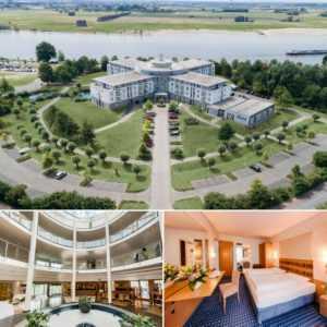 Juniorsuite am Niederrhein 4* Welcome Hotel Wesel 2-4 Tage Kurzurlaub 2 Personen
