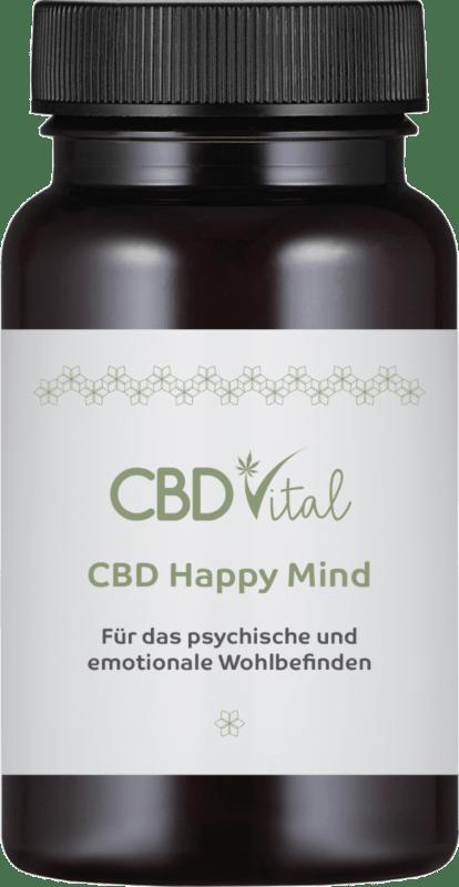 CBD Happy Mind ab 49.90 Euro im Angebot