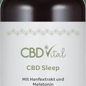 CBD Sleep ab 39.90 Euro im Angebot