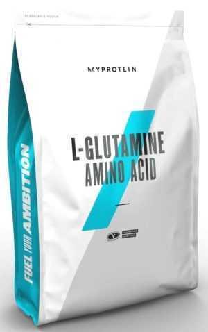 Glutamin MyProtein L-Glutamine 1kg Aminosäuren L-Glutamin BCAA Amino BERRY BLAST