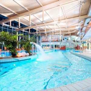 Heilbad Heiligenstadt Wochenende für 2 Personen Wellness Hotel Best Western 3 T.
