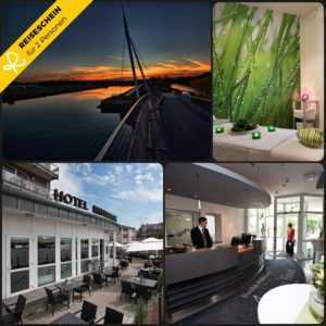 3 Tage 2P Niederrhein Hotel Wellness Kurzurlaub Hotelgutschein Sauna Reise
