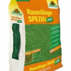 Neudorff Rasendünger Spezial 5PLUS1 20 kg, organischer Dünger, Rasendünger