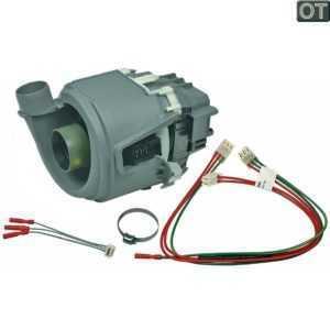 Umwälzpumpe Motor Heizpumpe Bosch Siemens Geschirrspüler 654575 00654575; EEK D