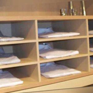 Staud Ordnungssystem Kleiderschrank Hemdenablage Fächereinsatz buche