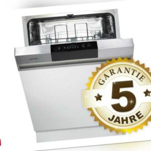 Gorenje GI 62010 X Teilintegrierbarer Einbau Geschirrspüler Spülmaschine