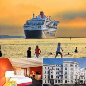 Städtereise Hamburg Hotel in Top Alster Lage Kurzurlaub 3 Tage Familie Gutschein