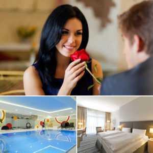 Düsseldorf Romantik Wochenende 4* Mercure Hotel + Candle-Light-Dinner + Wellness
