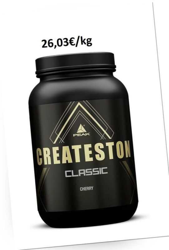 Peak Createston, 1648g Vitamine, Mineralien, Eiweiß, Kohlenhydrate