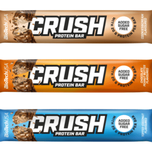 BioTech USA Crush Protein Bar, 12x64g