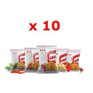 40€/kg GOT7 Nutrition Protein Eiweiss Chips (10er Pack 10x50g)