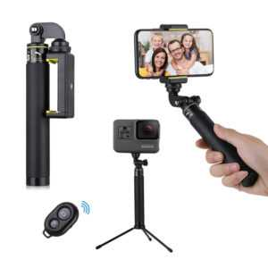 Bluetooth Selfie Stange Stick für GoPro  iOS / Android Smartphone DHL