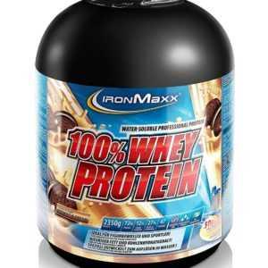 IronMaxx 100% Whey Protein 2350g Dose (16,59€/Kg) Eiweiss Aktion