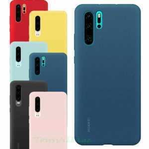 Huawei Original Silikon Cover P30 - P30 Pro Schutzhülle Case Backcover