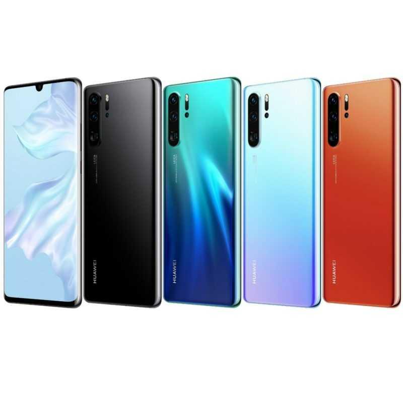 Huawei P30 Pro Smartphone 128GB oder 256GB Dual SIM *Neu* vom Händler + OVP