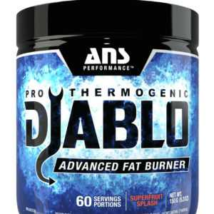 ANS Performance Diablo Pro Thermogenic 60 Port. Fatburner Fettverbrennung Diät