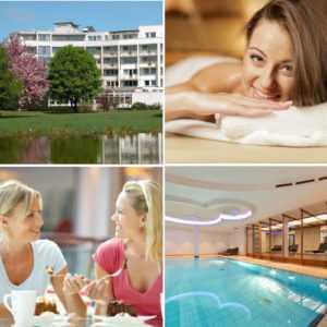 Wellness Wochenende 4★ Wellness Hotel in Lünen Münsterland Kurzurlaub 2 Tage 2P