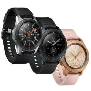 Samsung Galaxy Watch SM-R8xx LTE + Bluetooth 42mm & 46mm Tizen OS GPS Smartwatch