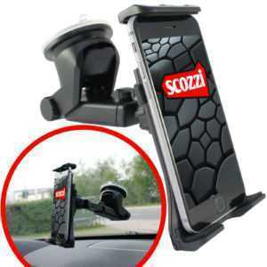 scozzi 360° universal Auto KFZ Halter Halterung Handy Navi Tablet Smartphone